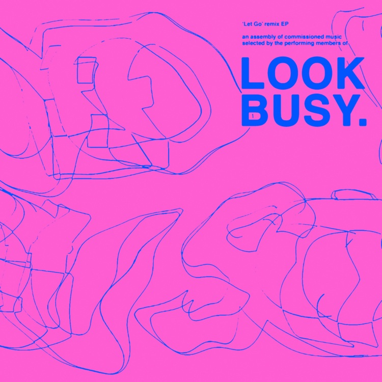 Remix Front - Look Busy